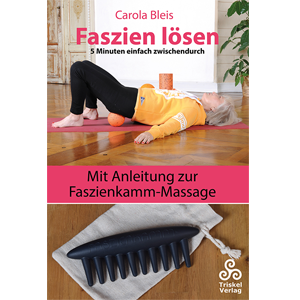 Cover Faszien lösen von Carola Bleis